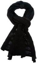 The Elder Statesman Cashmere scarf