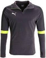 Puma It Evo Long Sleeved Top Asphalt/safety Yellow