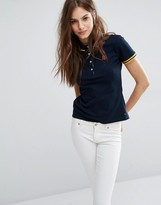 Tommy Hilfiger Crest Polo Shirt