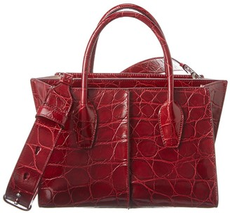 Tod's Holly Small Leather Tote