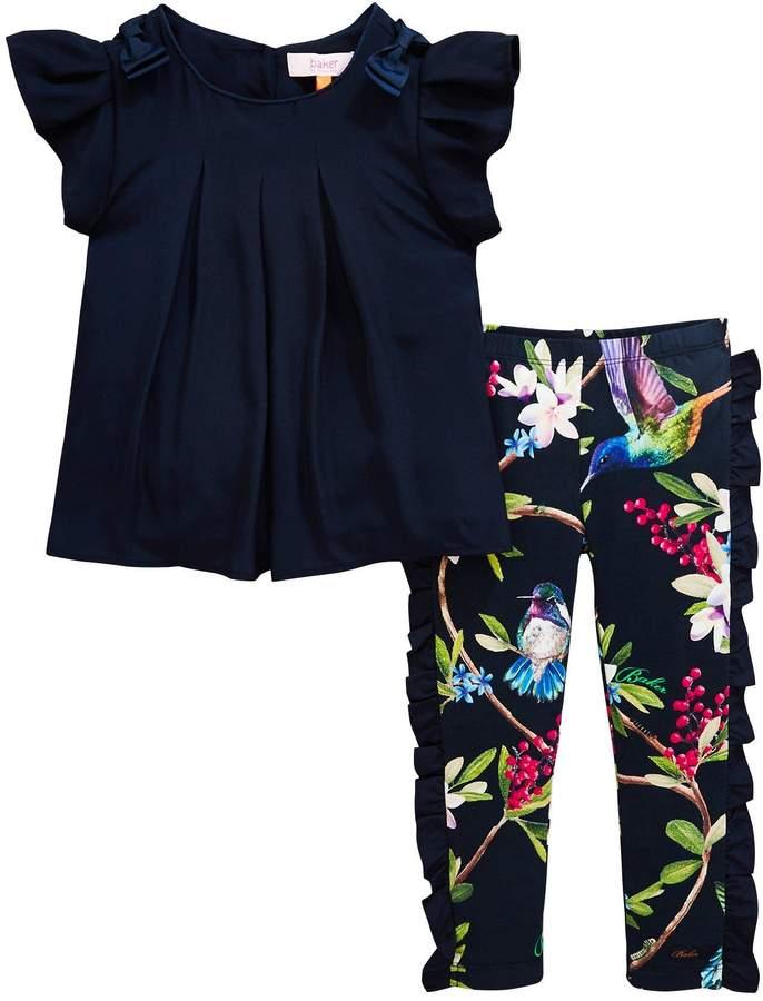 3892eacf833 Ted Baker Blue Clothing For Girls - ShopStyle UK