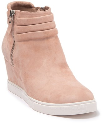 Linea Paolo Frieda Wedge Bootie