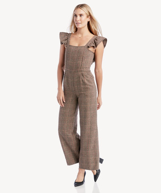 d.RA Women's Rumi Jumpsuit In Color: Hunstman Plaid Size XS From Sole Society