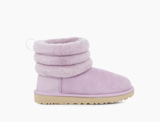 UGG Classic Mini Fluff Quilted Boot