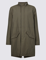 Limited Edition Parka Coat with StormwearTM