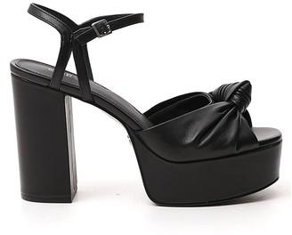 MICHAEL Michael Kors Ankle Strap Platform Sandals