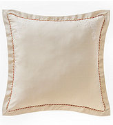 Waterford Cathryn Floral-Embroidered Euro Sham