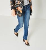 Promod Button straight-leg jeans