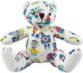 Cath Kidston Robots Baby Teddy