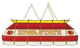 NCAA Iowa State University Stained Glass Tiffany Lamp - 40 inch