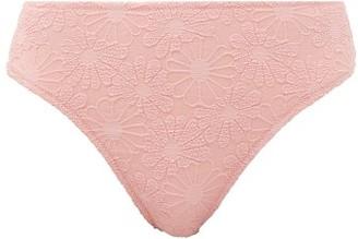 Dodo Bar Or Morgan High-rise High-leg Bikini Briefs - Pink