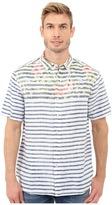 Tommy Bahama Breton Blooms Breezer Linen Camp Shirt