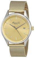 Kenneth Cole New York Women's 'Classic' Quartz Stainless Steel Dress Watch (Model: 10029401)