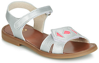 GBB CAVOLA girls's Sandals in Silver