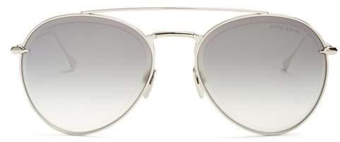 Dita Eyewear Axial Sunglasses - Mens - Silver