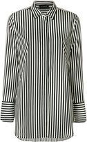 By Malene Birger oversized striped shirt