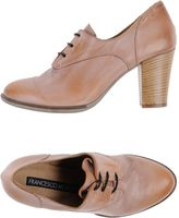 Francesco Morichetti Lace-up shoes