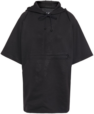 Koral Quincy Etch Perforated Scuba Hoodie