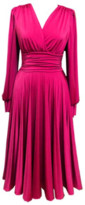 DELFI Collective The Tilly Dress In Pink - XS