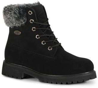 Lugz Convoy Faux-Fur Women's Ankle Boots