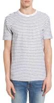 Obey Men's Ashland Stripe T-Shirt