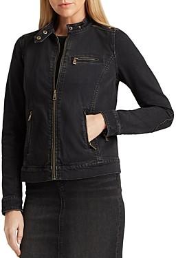 Ralph Lauren Ralph Denim Zip-Front Jacket