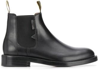 Lanvin Slip-On Chelsea Boots