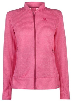 Salomon Right Nice Fleece Jacket Ladies