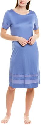 Hanro Silk-Blend Gown