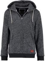 Quiksilver Cardigan dark grey heather
