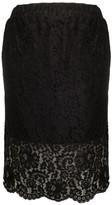 Gold Hawk English Lace Skirt