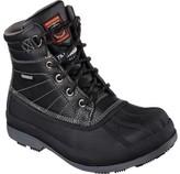 Skechers Women's Robards Alberton Slip Resistant Boot