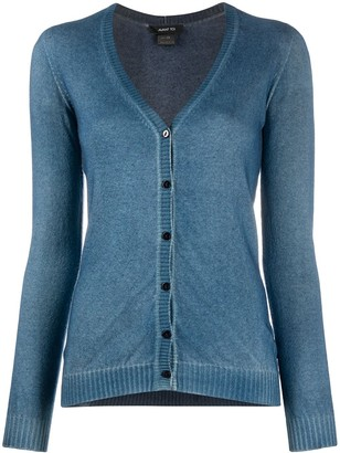 Avant Toi Buttoned Knit Cardigan