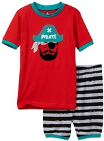 Petit Lem Pirate Pajama - 2-Piece Set (Toddler & Little Boys)
