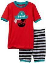 Petit Lem Pirate Pajama - 2-Piece Set (Toddler & Little Boys)