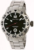 Nautica Men's Metal N17549G Stainless-Steel Quartz Watch