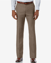 Perry Ellis Men's Slim-Fit Heathered Solid Dress Pants