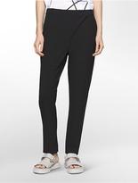 Calvin Klein Platinum Pixie Modern Stretch Cropped Skinny Pants