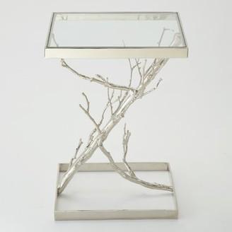 Global Views Z Tree End Table