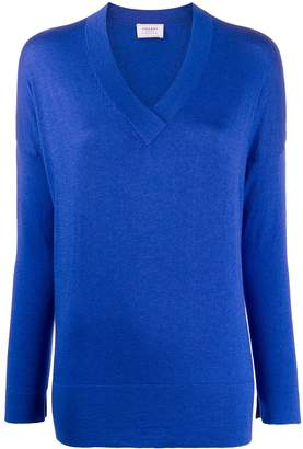 Snobby Sheep V-neck relaxed-fit jumper