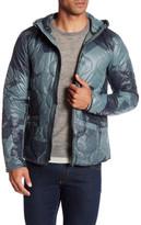 Ganesh Seamed Hooded Jacket