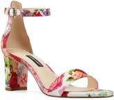 Nine West Adjustable Dress Sandals - Pruce