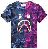 Christo Boy's Casual Fashion Crewneck T Shirt Camo Tees Unisex Pullover Tops