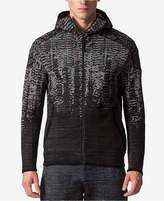 adidas Men's ZNE Pulse Printed Zip Hoodie