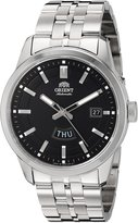 Orient Men's 'Ranger' Japanese Automatic Stainless Steel Casual Watch, Color:Silver-Toned (Model: SEM7N001BH)