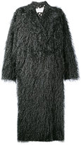 Max Mara Paride coat - women - Cotton/Polyester - 40