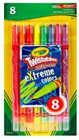 Crayola Twistable Crayons 8ct eXtreme Colors