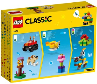 Lego 11002Basic Brick Set