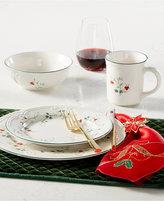 Kate Spade Shop the Look: Winterberry Dinnerware