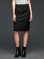 Gap Tailored pencil skirt